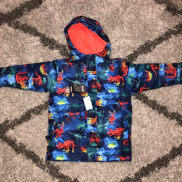 new arrival new concept great deals 2017 3-in-1 Boys dinosaur winter coat NWT